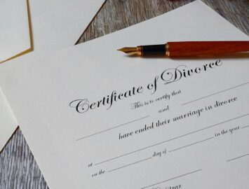 Comment les finances peuvent-elles être partagées lors d'un divorce ?