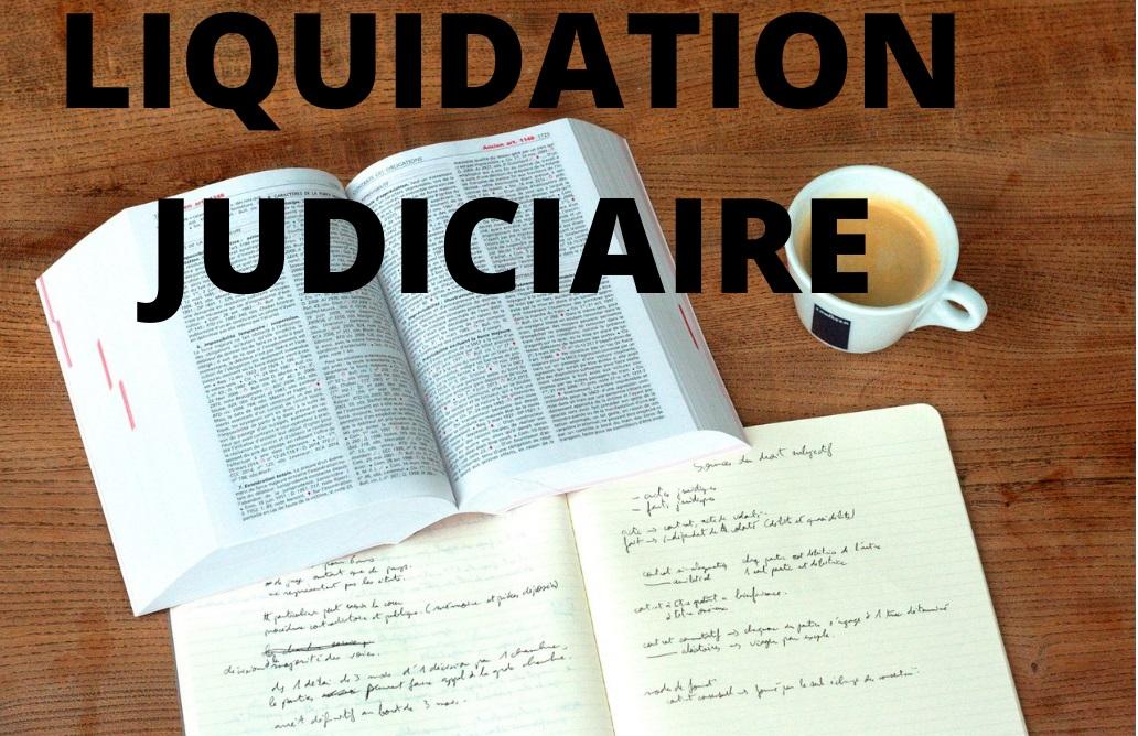liquidation judicaire