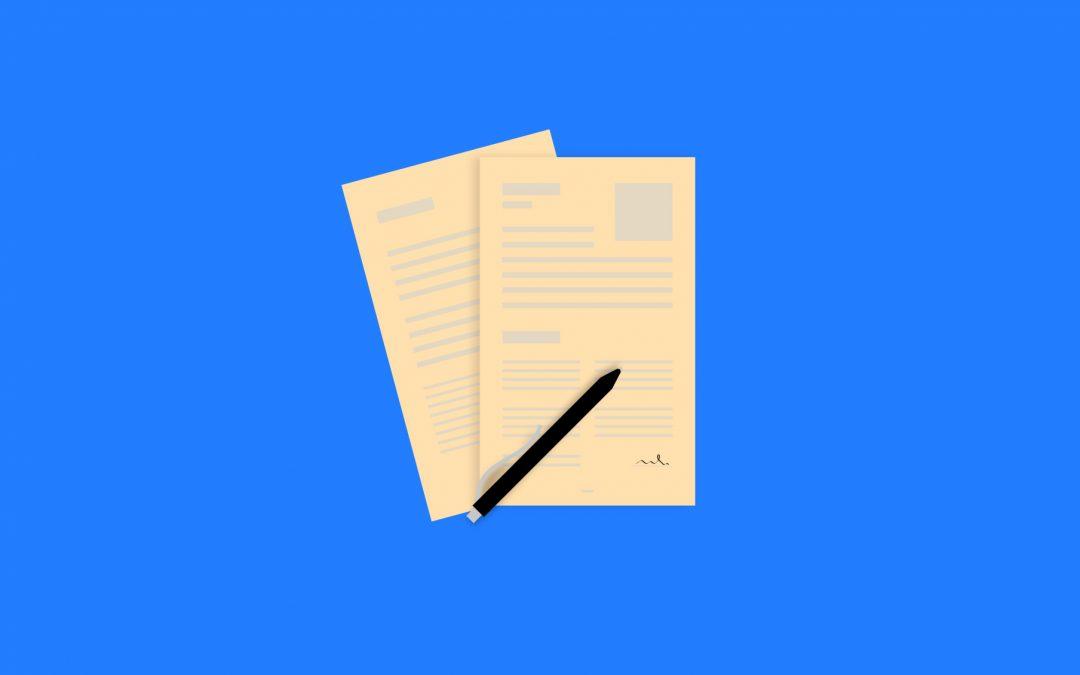 La lettre d'acceptation – Comment rédiger une lettre d'acceptation d'une offre d'emploi ?